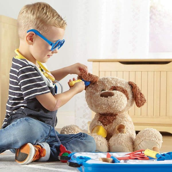 Learning and Play Doctor Set